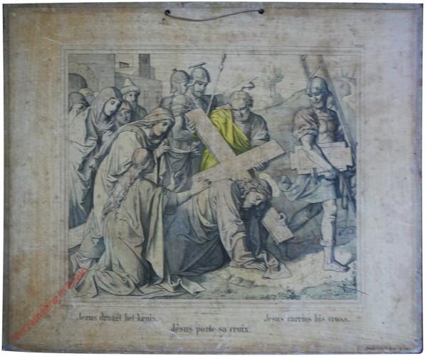 XXXIV - Jezus draagt het kruis
