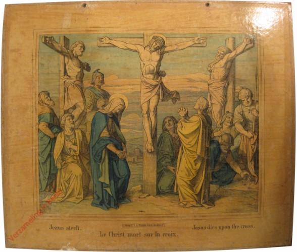 XXXV - Jezus Sterft