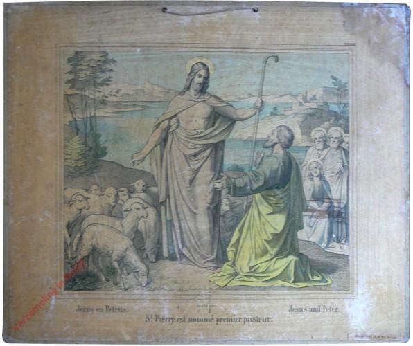 XXXVIII - Jezus en Petrus