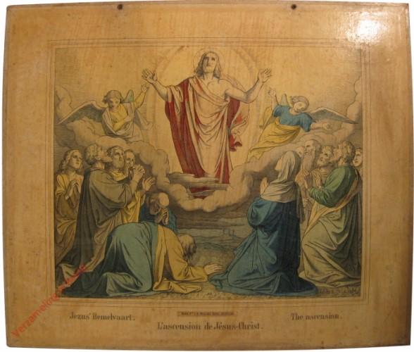 XXXIX - Jezus Hemelvaart