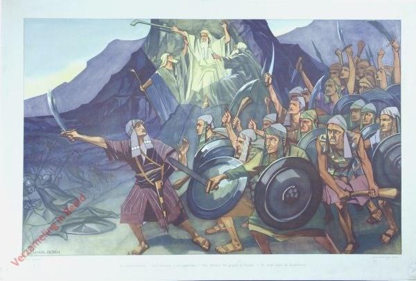 3 - Die Amalekiterschlacht