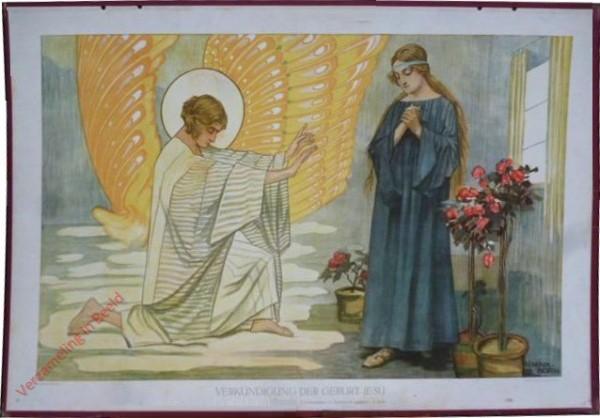 12 - Verkündigung der Geburt Jesu