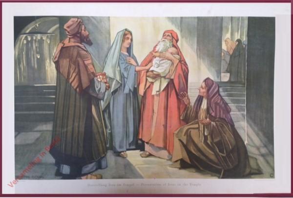 13 - Darstellung Jesu im Tempel