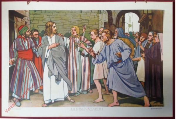 16 - Jesus in Nazareth