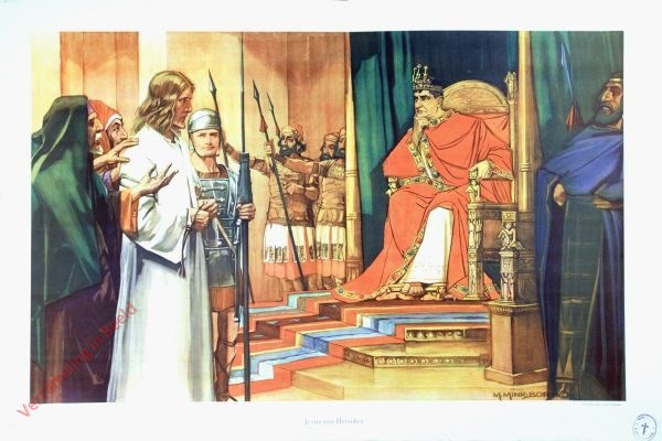 23 - Jesus vor Herodes