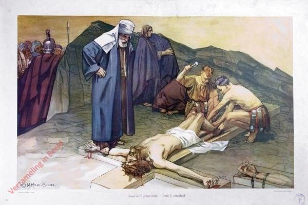 25 - Jesus wird gekreuzigt