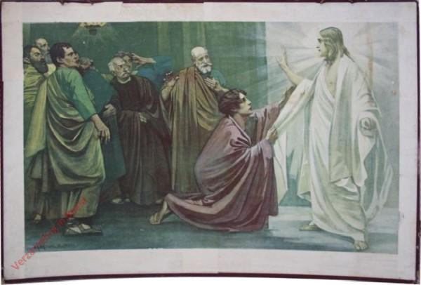 28 - Jesus erscheint seinen Jüngern