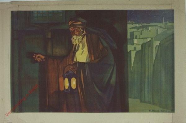 32 - Nikodemus besucht heimlich Jesus