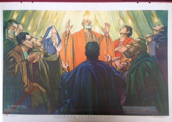 33 - Ausgiessung des Heiligen Geistes