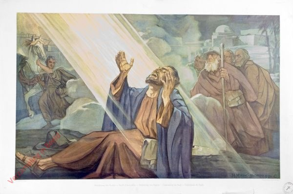 39 - Bekehrung des Saulus