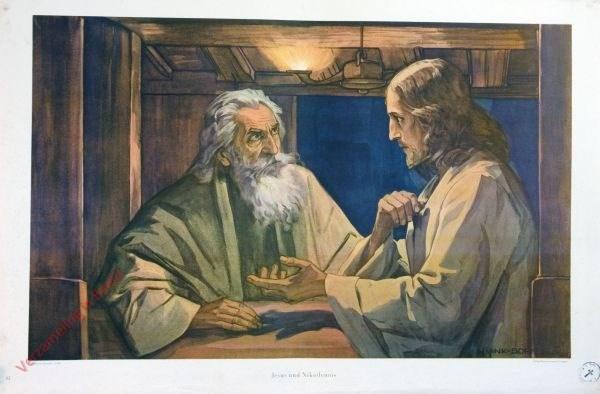 43 - Jesus und Nikodemus
