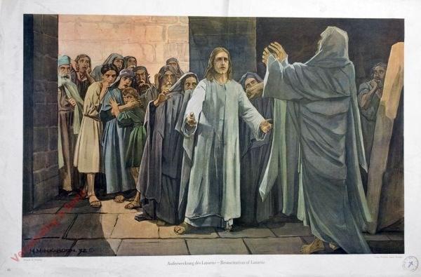 46 - Auferweckung des Lazarus