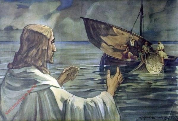 47 - Jesus am See Tiberias