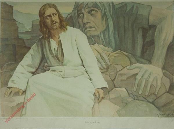 69 - De verzoeking van Jezus