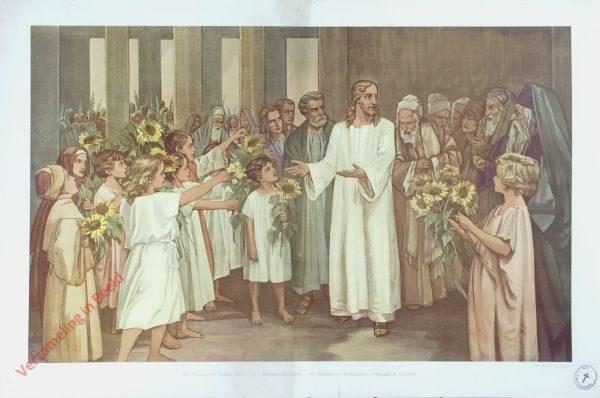 135 - Het Hosanna van de kinderen