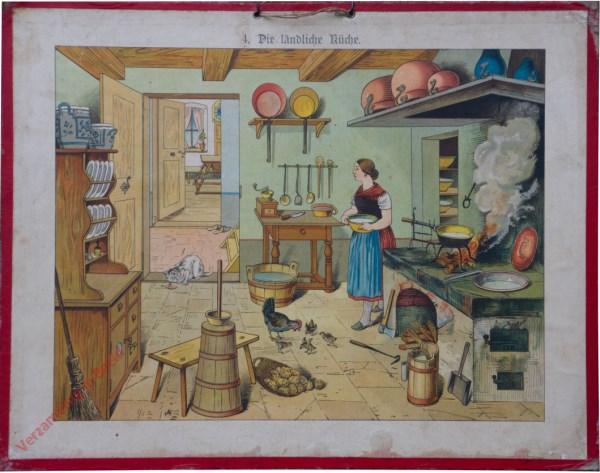 4 - Die ländliche Küche