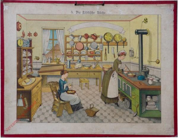 5 - Die städliche Küche