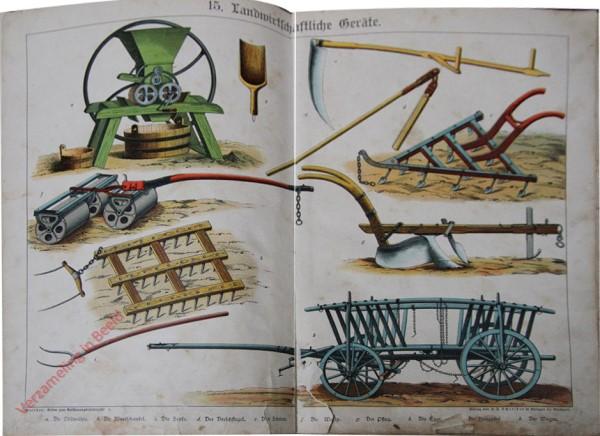 15 - Landwirtschaftliche Geräte