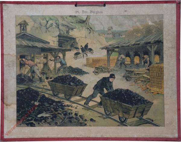 28 - Der Bergbau