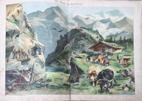 29 - Das Hochgebirge