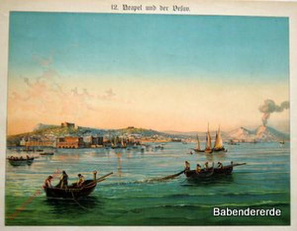 12 - Neapel und der Vesuv