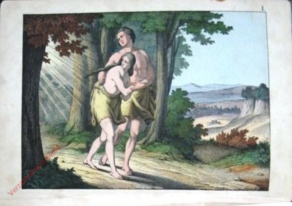 1 - [Adam en Eva uit het paradijs verdreven]