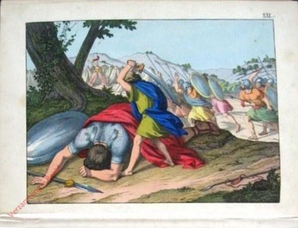21 - [David en Goliath]