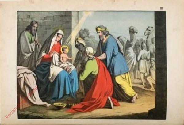 3 - [Geboorte van Jezus. Aanbidding door de herders]