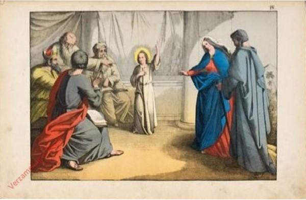 4 - [De jonge Jezus in de Tempel]