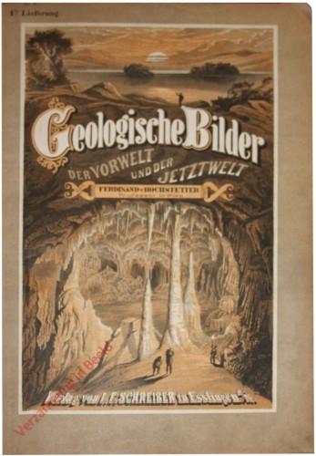 Geologische Bilder der Vorwelt und der Jetztwelt. Zum Anschauungs-Unterricht und zur Belehrung in Schule und Familie