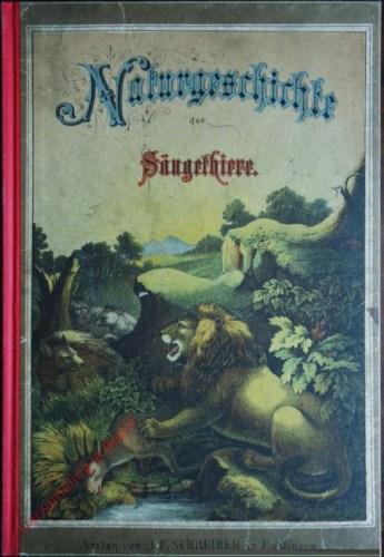 7e druk - Dr. G.H. Schubert's Naturgeschichte der Säugetiere