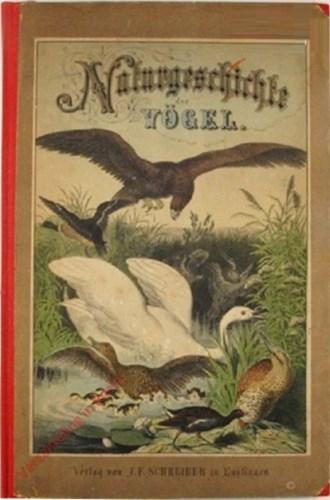 7. Auflage - Dr. G.H. Schubert's Naturgeschichte der Vögel