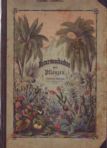 1. Auflage [1854] - Dr. G.H. Schubert's Naturgeschichte des Pflanzenreichs