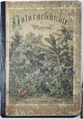 3. Auflage [1869] - Dr. G.H. Schubert's Naturgeschichte des Pflanzenreichs
