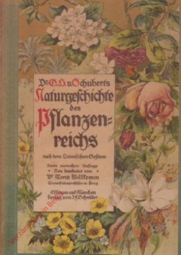 4.  verm. neu bearb. Auflage [1887] - Dr. G.H. Schubert's Naturgeschichte des Pflanzenreichs