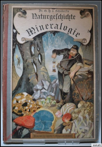 4e verbesserte Auflage [1886?] - Dr. G.H. Schubert's Naturgeschichte Mineralogie