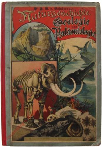 5e Auflage [1886] - Dr. G.H. Schubert's Naturgeschichte Geologie und Paläontologie