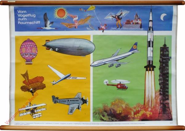 6 - Vom Vogelflug zum Raumschiff