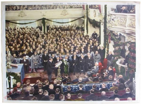 Serie II, 1 - Potsdamm 1933 - Hitler kommt an die Macht