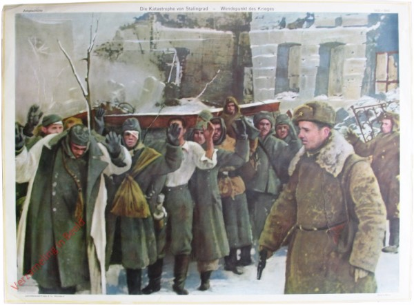 Serie II, 2 - Die Katastrophe von Stalingrad - Wendepunkt des Krieges