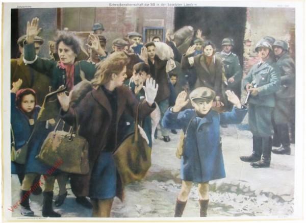 Serie II, 4 - Schreckenherrschaft der SS in den besetzten Ländern