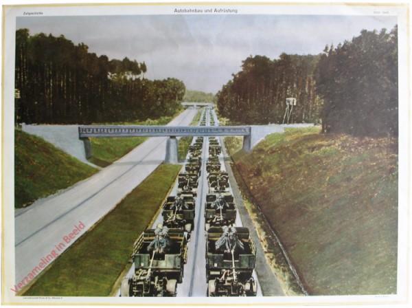 Serie II, 5 - Autobahnbau und Aufrüstung