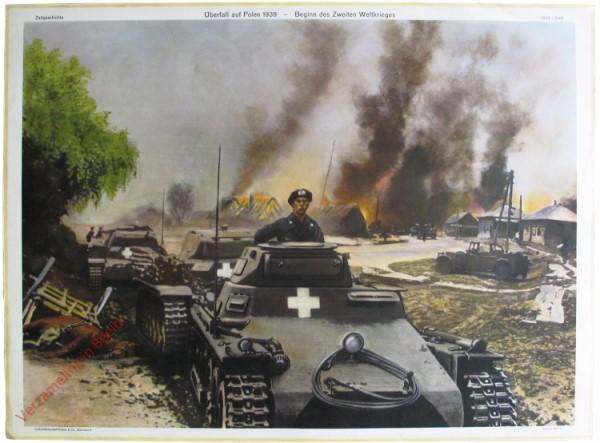Serie II, 11 - Überfall auf Polen - Beginn des Zweiten Weltkrieges