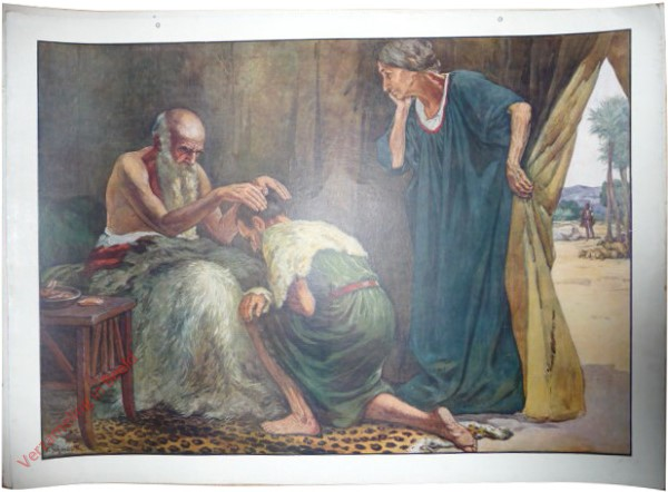 Teil A. Altes Testament, Serie 1. Ur. u. Erzv�tergeschichten. Bild 4 - Jacobs Betrug