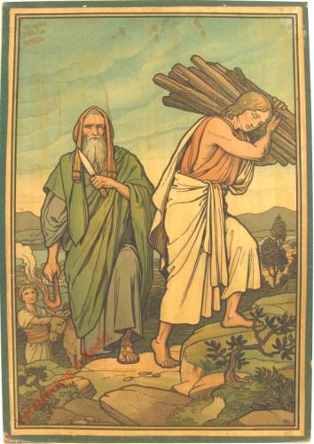 9 - Isaaks Opferung