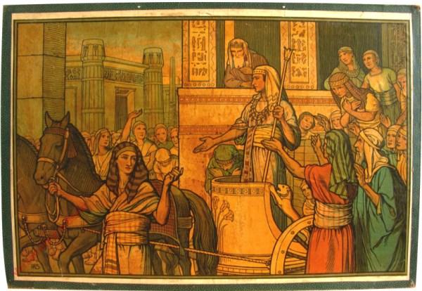 13 - Der Pharao und das Volk Israel
