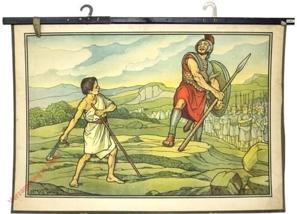 15 - David und Goliath