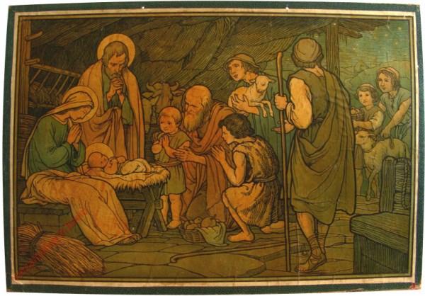 18 - Anbetung des Christuskindes durch die Hirten