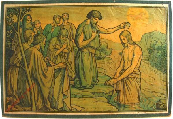 25 - Johannes tauft Jesus