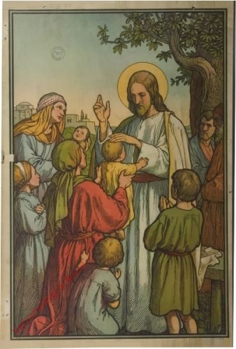 35 - Segnender Christus